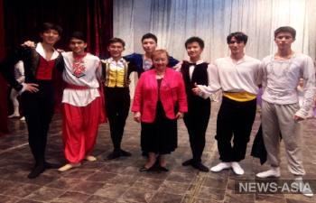 Танцовщики из Киргизии рассказали о закулисье московского балетного конкурса
