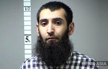 Власти Узбекистана обнародовали биографию Сайфуллы Саипова, атаковавшего нью-йоркцев