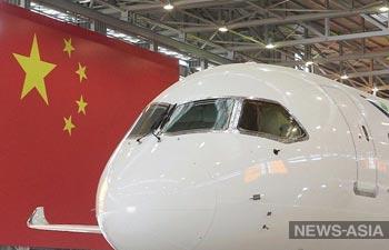 В Китае экстренно посадили самолет из-за буйного пассажира