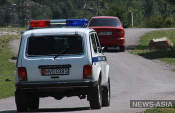 В Киргизии задержан беглый преступник из Казахстана