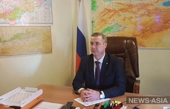 Генеральный консул РФ в Оше Роман Свистин – о соотечественниках, русском языке и взаимоотношениях Киргизии и России