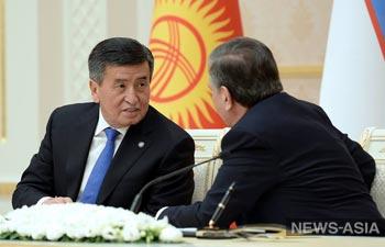 Визит президента Киргизии в Узбекистан: подписан ряд документов