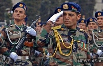 Россия передала Таджикистану новую партию оружия для усиления границ