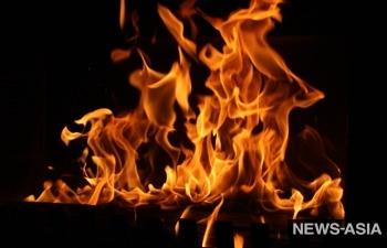 В пожаре на обувном складе в Новосибирской области погибли граждане Киргизии, Китая и Таджикистана
