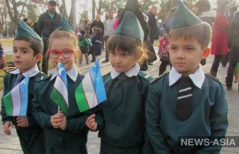 Военно – патриотический фестиваль «Армия и молодежь» прошел в Узбекистане