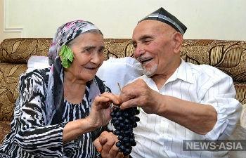 Количество долгожителей в Центральной Азии возросло, Узбекистан и Таджикистан лидируют