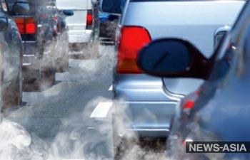 В Бишкеке 80% вредных выбросов в атмосферу - из-за автомобилей: техосмотр в Киргизии вернут