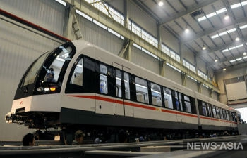 В Китае создадут сверхскоростной поезд, разгоняющийся до 600 километров в час