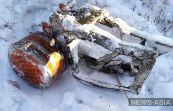 Причину крушения самолета Ан-148 в Московской области выясняет МАК