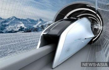 Дизайнер из России представила концепт высокоскоростного поезда SpaceTrain