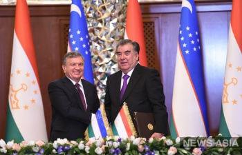 Безвизовый режим, железная дорога и новые соглашения – итоги первого визита президента Узбекистана в Таджикистан