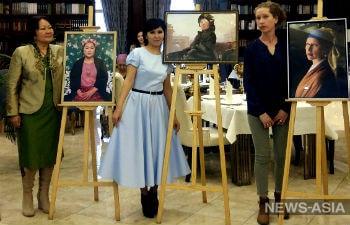 В Бишкеке прошла выставка фотокартин с потрясающим преображением женщин, победивших рак