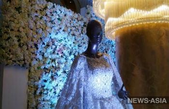В Бишкеке прошла свадебная выставка Wedding Bazaar 2018