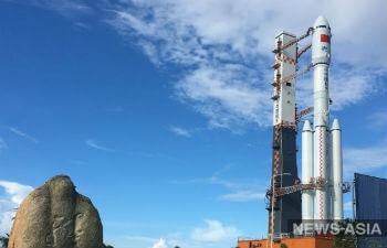Китай намерен показать миру работу двигателя мощнейшей сверхтяжелой ракеты-носителя «Чанчжэн-9»