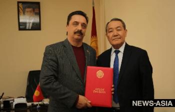 Два языка - два крыла: газету «Аргументы и Факты - Кыргызстан» поощрили за развитие и популяризацию государственного  языка в республике