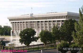 В Киргизии две из трех партий коалиции большинства дали согласие на вхождение в союз партии «Ар-Намыс»