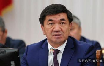 Старый новый премьер: в Киргизии вновь назначенный глава кабмина сменил имя и фамилию