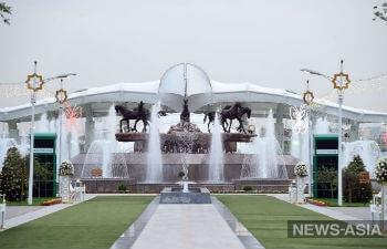 Новый парк Ташкента «Ашхабад»  открыл двери не только политикам, но и горожанам