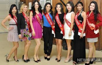 Кыргызстанки примут участие в конкурсе «Мисс и Миссис Азия США 2011»