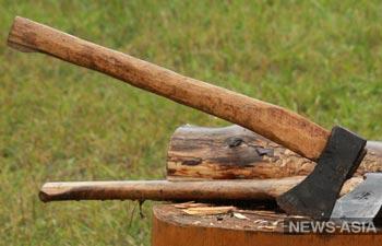 Казахстанец забил топором неверную жену