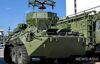 Российская военная база в Таджикистане получила новые образцы военной техники