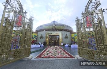 Киргизский этнокомплекс «Дасмия» включен во Всемирный  список особых туристических достопримечательностей планеты