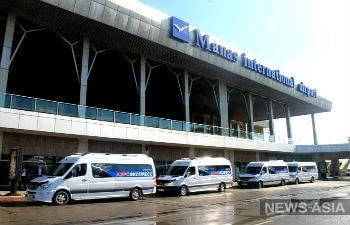 В Бишкеке борются за право работы «Аэроэкспресса» для авиапассажиров