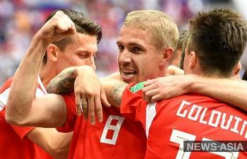 Россия вышла в четвертьфинал ЧМ-2018, ее соперник - Хорватия
