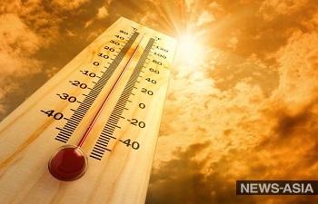 Выше +40 на термометре: в Центральной Азии  продолжается аномальная жара