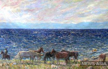 Выставка российских художников пройдет в Бишкеке, на полотнах - Киргизия