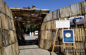 В Киргизии борются с торговлей людьми с помощью искусства