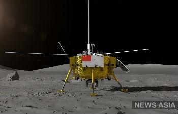 Китай первым в истории покорит обратную сторону Луны