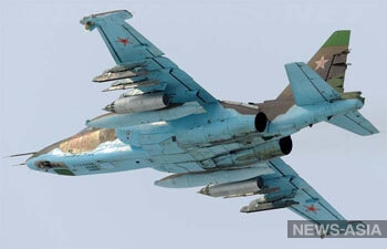 В Хабаровском крае на автотрассу приземлились военные самолеты
