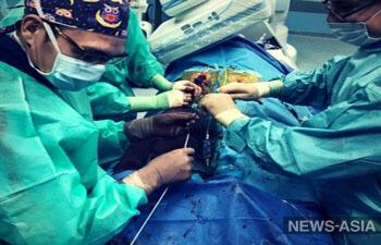 В Казахстане провели первую операцию на сердце без разреза грудной клетки