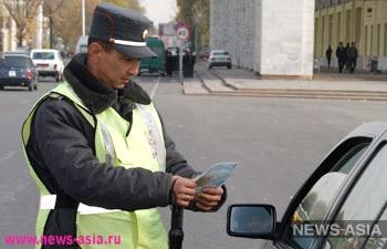 В Киргизии начались рейды по выявлению неплательщиков налога на транспорт