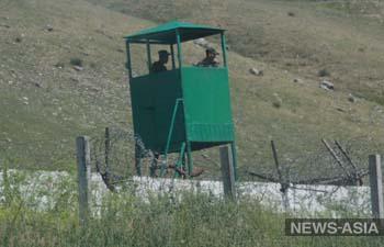 Очередной конфликт произошел на таджикско–киргизской границе