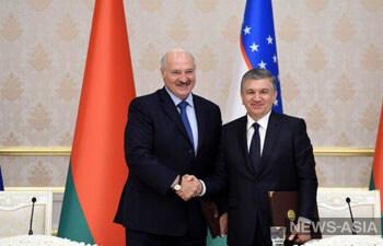 АЭС, рост товарооборота и развитие отношений – чем закончился визит в Ташкент президента Белоруссии?