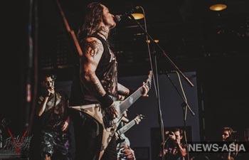 Кыргызстан посетила венгерская грув-метал группа Ektomorf