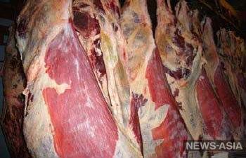 Казахстан снял ограничения на ввоз кыргызского мяса