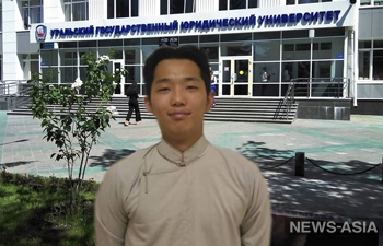 Студент из Монголии: «Русский язык я считаю вторым родным языком»