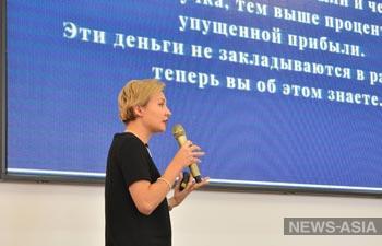 HR-менеджер Анастасия Хазовская: «На рынке труда Кыргызстана кадровый голод»