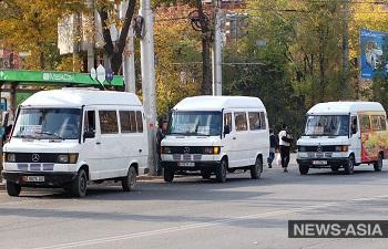Мэр Бишкека Азиз Суракматов распорядился установить камеры в маршрутках