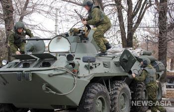 В Канте скончался российский военнослужащий
