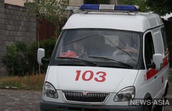 Бишкек не охвачен услугами скорой медицинской помощи более чем на 200%