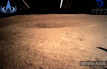 Китай первым в мире покорил обратную сторону Луны