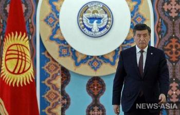 Президент Кыргызстана Сооронбай Жээнбеков поздравил сограждан с Рождеством