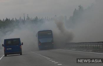 В Казахстане в результате ДТП трактором травмированы граждане России