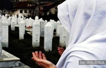 В Таджикистане простились с семьей, погибшей в Магнитогорске при обрушении дома