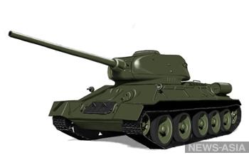 В Россию прибыли 30 советских танков Т-34 из Лаоса