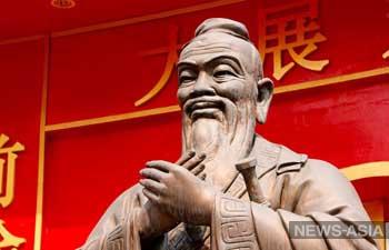 В Самарканде появятся памятник Конфуцию и китайский парк